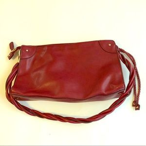 EUC Relic Maroon/Red Bag